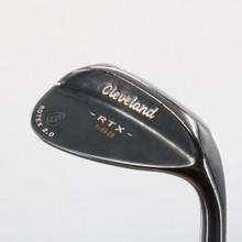 Cleveland 588 RTX 2.0 CB Black Satin Wedge 50 Deg 50.10 True Temper Steel 60731D
