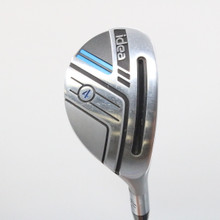 Adams Idea 4 Hybrid Bassara 55 Graphite Lite Senior Flex Right-Handed 60552G