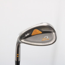 Cleveland CG14 Black Pearl Wedge 56 Deg 56.14 Traction Steel Left-Handed 60765D