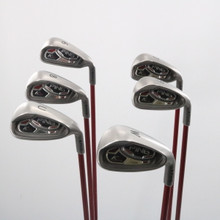 Ping K15 Iron Set 6-W,U Black Dot Graphite TFC 149 SR Senior Flex 60675A