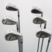 Adams IDEA Tech OS Iron Set 5-P Graphite Design YS+ Stiff Flex 61002A