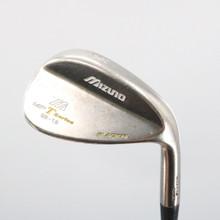 Mizuno MP T Series Black Nickel Wedge 56 Degrees 56.13 Dynamic Gold Steel 61179D