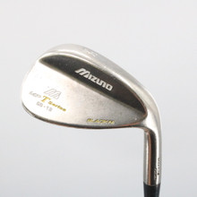 Mizuno MP T Series Black Nickel Wedge 56 Degrees 56.13 Dynamic Gold Steel 61179D