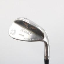 SM4 Black Nickel Vokey Wedge 52 Degrees 52.12 Steel Right-Handed 61181D