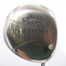 Callaway Big Bertha Ti 454 Driver 13 Degrees Gems 55 Graphite Ladies Flex 61058A