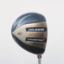 Orlimar Trimetal Fairway Wood 16 Degrees Graphite Ladies Flex 61119G
