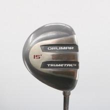 Orlimar Trimetal Fairway Wood 15 Deg True Temper Graphite Regular Flex 61120G