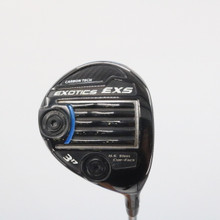 2019 Tour Edge Exotics EXS 3 Wood 17 Degrees Tensei Graphite Regular Flex 61077A