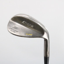 Mizuno MP Series Raw Black OX Wedge 54 Deg 54.09 Dynamic Gold 61204D