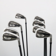 Titleist AP1 718 Iron Set 5-P,W48,W53 Graphite Tensei Red Senior Flex 61288A