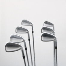 Ping iBlade Iron Set 4-W Steel Blue Dot KBS Tour Stiff Flex Right-Handed 61291A