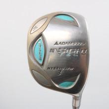 Adams Insight Tech A4 3 Hybrid-FW 15 Deg Graphite Ladies Flex 61386G
