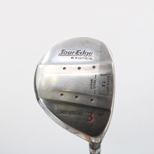 Tour Edge Exotics Ti 3 Wood 15 Degrees Graphite Regular Flex 61390G
