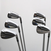 TaylorMade SpeedBlade Iron Set 7-P,S,L Graphite Shaft Senior Flex 61158G