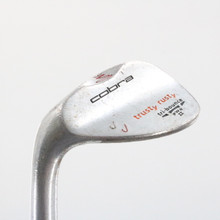 Cobra Trusty Rusty Rust Wedge 51 Deg Graphite 60g Senior Left-Handed 61491D