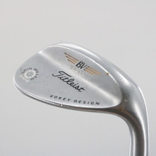 Titleist SM4 Spin Milled Tour Chrome Vokey Wedge 54 Deg 54.11 Graphite 61407G