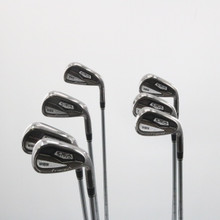 Adams IDEA Black CB3 Forged 5-P,G Iron Set KBS Tour 90 Steel Stiff Flex 61320A