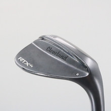 2019 Cleveland RTX-4 Black Satin Wedge 56 Degree 56.8 Dynamic Gold Stiff 61435G