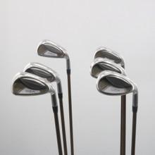 Adams IDEA A7OS 7-P,G,S Iron Set Grafalloy Ladies Flex Right-Handed 61360A