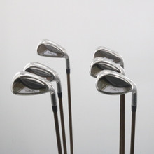 Adams IDEA A7OS 7-P,G,S Iron Set Grafalloy Ladies Flex Right-Handed 61360A