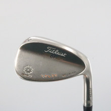 Titleist SM5 Gold Nickel Vokey Wedge 54 Deg 54.10 Steel Stiff M Grind 61567D