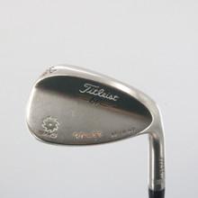 Titleist SM5 Gold Nickel Vokey Wedge 54 Deg 54.10 Steel Stiff M Grind 61567D