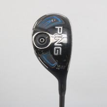 PING G 4 Hybrid 22 Degrees ALTA 70 SR Senior Flex Right-Handed 61440G