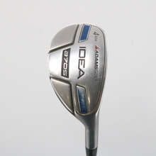 Adams Idea A7OS 4 Iron Hybrid Grafalloy Graphite Senior Flex Right-Handed 61589D