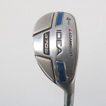 Adams Idea A7OS 4 Iron Hybrid Grafalloy Graphite Senior Flex Right-Handed 61590D