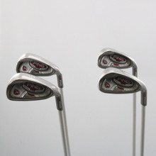 Ping Faith 7-W Iron Set Red Dot Graphite ULT200 Ladies Flex 61709A