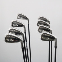 Titleist AP1 718 Iron Set 4-P,W48 Graphite Tensei Red Senior Flex 61712A