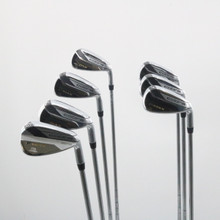 Cobra F-Max Iron Set 5-P,G True Temper Steel Regular Flex Right-Handed 61690G