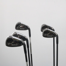 TaylorMade Burner 2.0 Iron Set 7-P,A Graphite Superfast 65 Senior Flex 61713A