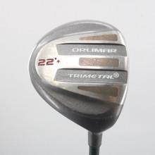 Orlimar Trimetal Fairway Wood 22 Degrees Graphite Regular Flex 61698G