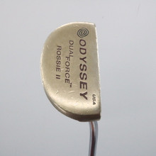 Odyssey Dual Force Rossie II Putter 35 Inches Steel Right-Handed 61716A
