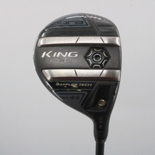 2018 Cobra King F8+ 4-5 Wood 16-19 Degrees HZRDUS 6.0 Stiff Flex 61727A