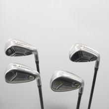 Adams IDEA A7OS 7-P Iron Set Grafalloy Senior Flex Right-Handed 61816G