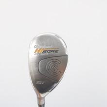 Cleveland Hibore 5i Hybrid 28 Degrees Graphite Regular Flex Left-Handed 61968D