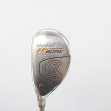 Cleveland Hibore 1i Hybrid 16 Degrees Graphite Regular Flex Left-Handed 61969D
