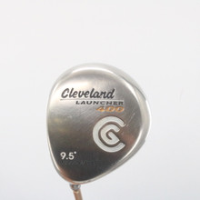 Cleveland Launcher 400 Driver 9.5 Degrees Graphite Gold Stiff Flex LH 61866A