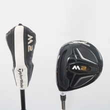 2016 TaylorMade M2 3 Fairway Wood 15 Degrees REAX 65 Stiff Flex LH 62032G