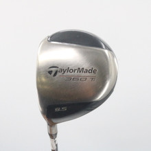 TaylorMade 360 Ti Driver 9.5 Deg Graphite Bubble Regular Flex Left-Handed 61903A