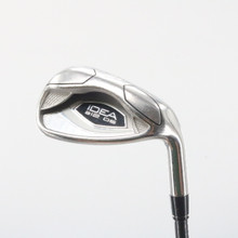 Adams Women's IDEA a12 OS P Pitching Wedge Graphite Shaft Ladies Flex 62151D