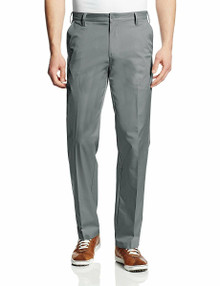 TaylorMade - Adidas Mens Puremotion Flat Front Pant 40x30, Lead color  58373T