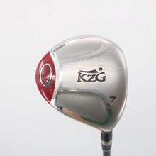 KZG Q 7 Fairway Wood Nova Tech Graphite Regular Flex Right-Handed 62086G