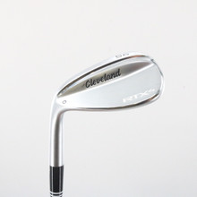2019 Cleveland RTX-4 Tour Satin Wedge 56 Deg 56.8 Steel Stiff Left-Handed 62189D