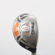 PING G10 Hybrid 18 Degree Graphite TFC 129 H Regular Flex Right-Handed 62400D