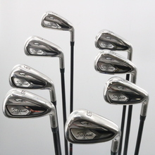 Titleist AP1 718 Iron Set 5-P,W48,W53 Graphite Tensei Red Senior Flex 62216A