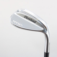 2019 Cleveland RTX-4 Tour Satin Wedge 60 Degrees 60.3 Steel Stiff Flex 62461D