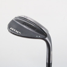 2019 Cleveland RTX-4 Black Satin Wedge 60 Degree 60.09 Dynamic Gold Stiff 62465D